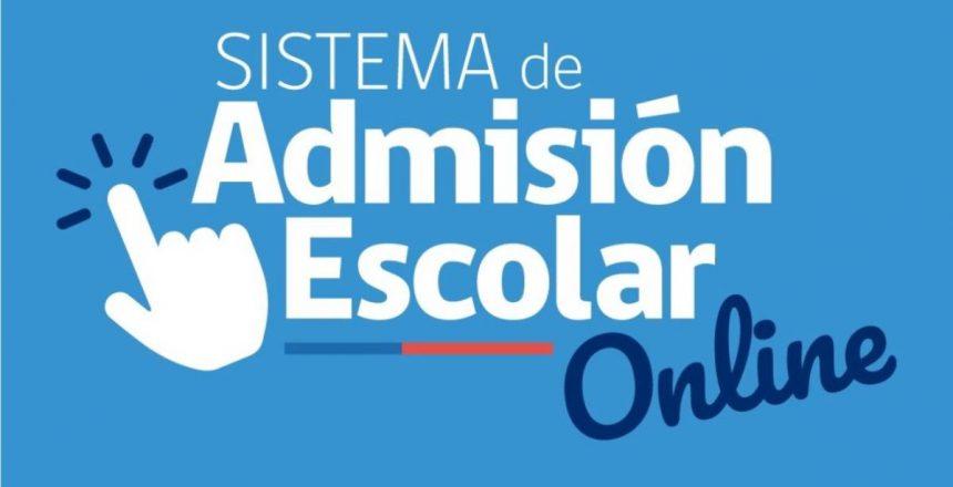 admision online