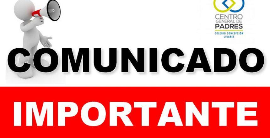 comunicado CGP